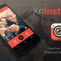 Mit XnInstant Camera Pro nehmen Sie Ihre Schnappschüsse mit Echtzeit-Filtern auf. 92 Cent gespart.