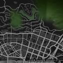 ...das ihr an diesem Punkt auf der Karte von Los Santos findet. (Screenshot / Rockstar Games)
