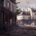 Eine Aufnahme von den Straßen Paris aus dem Pressematerial...