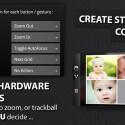 """Die beliebte Foto-App """"Camera Zoom FX"""" bringt einen digitalen Zoom (6-fach) mit. Mit zahlreichen Effekten kann der Nutzer sein Foto digital weiterbearbeiten. Neben Collagen kannst du dich mit dieser App auch mit Prominenten auf ein Bild bringen. 1,99 Euro gespart."""