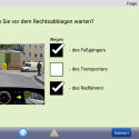 """Bereite dich mit """"i-Führerschein Fahrschule 2014"""" optimal auf die Theorieprüfung für den Führerschein vor. Die App enthält die amtlichen Prüfungsfragen, welche von einem Fahrlehrer erklärt werden. Im Lernmodus überprüfst du dein Wissen. 12,99 Euro gespart."""