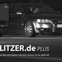 """""""Blitzer.de PLUS"""" warnt dich zuverlässig vor fest installierten Blitzern und mobilen Geschwindigkeitskontrollen. Mit der Pro-Version erhältst du auch ein praktisches Widget, welches die Warnungen immer im Vordergrund einblendet. 4,99 Euro gespart."""