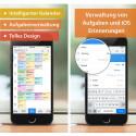 Calendars 5 ist eine intelligente und universelle Kalender-App für iPhone und iPad, die sowohl deine Termine als auch Aufgaben bündelt. Termine lassen sich zudem besonders einfach per Sprache eingeben. Beim Black Friday 2014 zahlst du statt 5,99 Euro nur 2,69 Euro.
