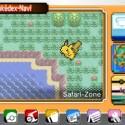 ...ebenso wie das Fangen der Pokemon, das jetzt mit dem Radar einfacher geht.
