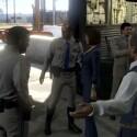 GTA 5 auf der PS3: Eine unausgewogenen Belichtung trübt das Bild.