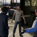 GTA 5 auf der PS4: Wunderbar abgestimmte Ausleuchtung der Spielszene.