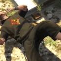 GTA 5 auf der PS3: Der Untergrund wirkt schwammig aufgrund fehlender Details.