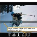 """Deine Handyschnappschüsse bearbeitest du mit dem Bildbearbeitungsprogramm """"Perfectly Clear"""". Außerdem machst du mithilfe der Anwendung Panorama- und HDR-Aufnahmen. 2,19 Euro gespart."""