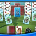 Hilf dem Erdhörnchen auf dem Golfplatz voranzukommen, indem du die Solitaire-Spiele erfolgreich absolvierst. Mini-Spiele und Trophäen warten ebenfalls auf dich. 72 Cent gespart.