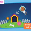 """Für Kinder bis sechs Jahre: In """"Sago Mini Space Explorer"""" fliegst du mit Sago, einem kleinen Hund, durch den Weltraum. Auf deiner Reise durch das All entdeckst du tolle Überraschungen, findest neue Freunde oder genießt ein Picknick im Weltall. 2,69 Euro gespart."""