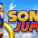 """Lege Dr. Eggman das Handwerk, während du in dem Vertical-Scroller """"Sonic Jump"""" mit Sonic und seinen Freunden durch 48 Levels springst und neue Welten erkundest. Im Arcade-Modus trittst du gegen deine Freunde an und wetteiferst um den höchsten Sprung. 2,69 Euro gespart."""