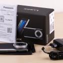 Der Lieferumfang des Panasonic Lumix DMC-CM1 im Überblick. (Bild: netzwelt)