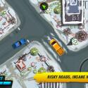 """In """"Parking Frenzy 2.0"""" geht es ums Einparken. Außerdem musst du durch verschiedene Landschaften fahren. Unfälle solltest du vermeiden. 75 Cent gespart."""