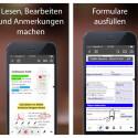 PDF Expert 5 bringt dir einige Funktionen des Desktop-PCs auf das iPhone oder iPad. So kannst du mit der App PDF-Dokumente nicht nur lesen, sondern auch bearbeiten. Beispielsweise füllst du Formulare aus, fügst Texte oder Stempel hinzu oder unterschreibst Dokumente. Beim Black Friday 2014 zahlst du statt 8,99 Euro nur 5,99 Euro.