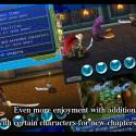 """In dem Rollenspiel """"RPG Symphony of the Origin"""" hilfst du  Ryle, das Königreich gegen die bösen Ungeheuer zu verteidigen. Epische Kämpfe im Manga-Stil warten in diesem RPG auf dich. 3,99 Euro gespart."""