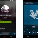 Auch Spotify fordert viel. Vor allem die Performance des Smartphones kann je nach Modell unter dem Musikstreaming-Dienst leiden.