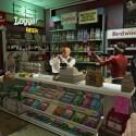 Überfallt Läden in GTA Online in der Ego-Perspektive.