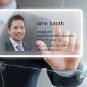 """Visitenkarten in 21 Sprachen scannst du mit """"Business Card Reader PRO"""" direkt auf deinem Smartphone oder Tablet-PC ein. Das spart dir das mühevolle Abschreiben der Kontaktdaten. 3,95 Euro gespart."""