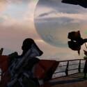 """...vor dem Eingang zu """"Turm Nord"""". (Quelle: Screenshot / Activision)"""