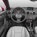 Auf Wunsch und gegen Aufpreis rollt der A1 mit MMI Navigation Plus und Audi Connect vor.