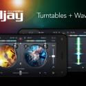 """Die App """"djay 2"""" verwandelt deinen Tablet-PC oder dein Smartphone in ein Mischpult. Verwende Songs aus der Musiksammlung deines Geräts und mixe Titel aus Spotify hinzu. Mit der Aufnahmefunktion speicherst du dein Set (nur Titel aus deiner eigenen Musiksammlung) ab. 2,99 Euro gespart."""