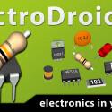 """Die App """"ElectroDroid Pro"""" ist eine umfangreiche Sammlung von Informationen und Werkzeugen aus dem Reich der Elektronik. Dekodiere die Farben auf Widerständen, stelle Berechnungen anhand des Ohmschen Gesetzes an oder nutze den Frequenz-Umrechner. 1,99 Euro gespart."""