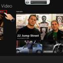 """In der App """"Videos"""" werden dir am linken Rand Videoscreens deiner verfügbaren Videos angezeigt. Klicke auf """"Persönliche Videos"""", um die eingebundenen Ordner zu sehen."""