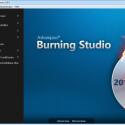 Ashampoo Burning Studio Benutzeroberfläche