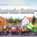 """Bagger fahren: Der Kindheitstraum vieler Männer wird dir in """"Bau-Simulator 2014"""" erfüllt. 14 Baumaschinen von MAN, STILL und LIEBHERR stehen bereit, um von dir in einer 3D-Grafik bewegt zu werden. 2,69 Euro gespart."""