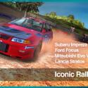 """In """"Colin McRae Rally"""" fährst du mit den berühmten Rallye-Wagen wie Subaru Impreza, Mitsubishi Evo VI oder dem Lancia Stratos. Die verschiedenen Spielmodi wie die Meisterschaft, eine  komplette Rallye oder ein Schnellrennen fordern dich immer wieder aufs Neue. 1,79 Euro gespart."""
