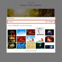 Jetzt kannst du entweder die Bilderdatenbank von Pixabay durchsuchen und ein lizenzfreies Bild verwenden, oder du lädst ein eigenes Foto von der Festplatte deines Computers hoch. Klicke das Bild an, welches du für die Grußkarte verwenden möchtest. (Quelle: Screenshot/pixacards.com)