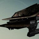 Diese Fusion Rifle steht Jägern gut. (Quelle: Activision)