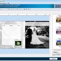 Mit dem integrierten Cover-Editor lassen sich passende CD-Cover erstellen