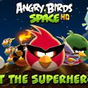 """In der Kindle-Tablet-Edition von """"Angry Birds Space HD"""" genießt du den Spielespaß in hochauflösender Grafik. Du bekämpfst in über 230 Levels die kleinen Schweinchen. Um weitere Bonuslevel freizuschalten, musst du die NASA-Raumschiffe finden. 2,26 Euro gespart."""