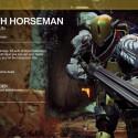 """Komplett exklusiv ist die neue exotische Schrotflinte """"Der 4. Reiter"""". Die Waffe besitzt gleich vier protzige Läufe, fünf Schuss im Magazin und eine unglaublich schnelle Feuerrate. (Quelle: Sony)"""