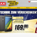 Medimax nimmt originalverpackte und unbenutzte Waren innerhalb von 14 Tagen nach dem Kauf zurück. (Bild: Screenshot Medimax.de)