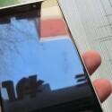 Die Ablesbarkeit des Lumia 1030-Displays leidet im Freien unter starken Reflexionen. (Bild: cnbeta.com)