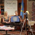Mittlerweile in der achten Staffel befindet sich The Big Bang Theory. Sheldon und Co. erzielten 3,9 Millionen illegale Downloads in 2014. (Bild: Facebook/Big Bang Theory)