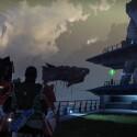 Die neue Questgeberin Eris Morn... (Quelle: Screenshot / Activision)