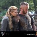 Auch die noch junge kanadische Serie Vikings erfreut sich unter den Internet-Piraten großer Beliebtheit. Sie wurde 2,7 Millionen Mal geladen in 2014. (Bild: Facebook/Vikings)