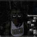 """Im Spiel """"Five Nights at Freddy's"""" musst du dich in fünf Levels gegen umherwandelnde Roboter wehren. Diese versuchen, jede Nacht zu dir ins Büro zu gelangen. Aus deinem Wachraum heraus kannst du Kameras und Türen steuern, um sie von ihrem Vorhaben abzubringen. 2,26 Euro gespart."""