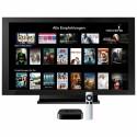 Mit der Streaming-Box Apple TV lässt sich Watchever auch auf dem Fernseher bringen.