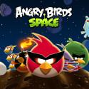 """Über 230 Level werden dir in """"Angry Birds Space"""" geboten. Bekämpfe die Schweinchen mit neuen Superkräften, einem Asteroidenregen oder dem mächtigen Bussard. Sammle ausreichend Sterne und Federn, um Bonuslevel freizuschalten. 0,75 Euro gespart."""