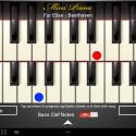 """Verwandelt euer Smartphone oder Tablet mit """"Mini Piano"""" in ein Piano. Ersparnis: 0,99 Cent. (Bild: Amazon)"""