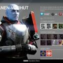 den Vorhut-Händler für Titanen... (Quelle: Screenshot /  Activision)