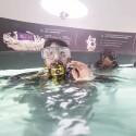 Ein erstes Bild aus dem Unterwasser Handyshop. (Bild: Facebook/Sony Mobile ME)