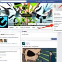 """Bevor du den Facebook-Chat auf dem Mac einrichten kannst, benötigst du deinen Facebook-Nutzernamen. Logge dich auf der Webseite von Facebook ein und klicke rechts oben auf das kleine Dreieck. Im Menü wählst du """"Einstellungen""""."""