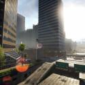 Downtown: Die Innenstadt von Los Angeles ist eine quicklebendige Umgebung. (Quelle: EA)
