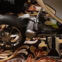 Sämtliche Komponenten wie Antriebsstrang und Motor sind für die Wartung einfach zugänglich.