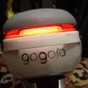 Nicht nur die Rücklichter sind sparsame LED...